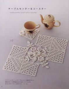 Coaster | croche | Bloglovin'