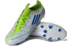 buy popular 8093d 90a3d Adizero Leather White Electricity Blue Newest Wear Resistant THANKS GIVING  DAY Club Factory Outlets Adidas F50 TopDeals, Price   87.50 - Adidas Shoes, Adidas ...