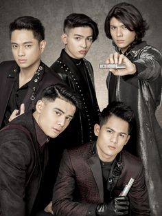 """""""We guys like to keep it simple. FRONTROW's DD Stick allows us to keep things simple while providing the skin coverage we need."""" - BoybandPH: Ford Valencia, Niel Murillo, Tristan Ramirez, Russell Reyes, Joao Constancia"""