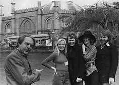 Abba in Brighton with Stig Anderson Visit Brighton, New Brighton, Brighton And Hove, Brighton Sussex, Brighton England, Abba Mania, Royal Pavilion, Old Images, Local History