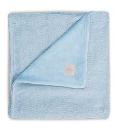 4 seizoenen deken *soft knit*