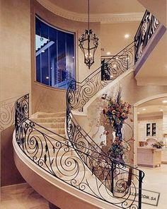 Resultado de imagen para escalera marmol