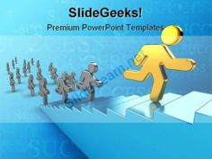 Team Success Business PowerPoint Template 0810 #PowerPoint #Templates #Themes #Background