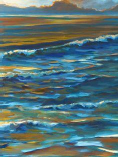 Blue Light by Ron Libbrecht
