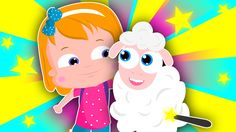 The story of Mary and her lamb are quite famous in the land of nursery rhymes. So kids what are you waiting for, Hit play on this children's song and get ready for a musical kindergarten playtime! Baby Songs, Kids Songs, Lamb Nursery, Kindergarten Age, Rhymes For Kids, Learning The Alphabet, Kids Tv, Cartoon Kids, Nursery Rhymes