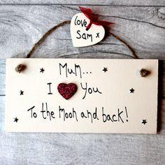 Unicorn Mother/'s Day Card Handmade Personalised Mummy Mum Mother Mam Mom Mammy