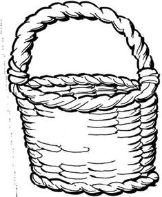 Best Coloring: Free basket coloring pages - Amazing Coloring sheets - Free Basket is located outside the boundary of the 100 Acres park on city property. The parking loop surrounding the artwork is situated just south of. Coloring Pages To Print, Free Coloring Pages, Coloring Sheets, Coloring Books, Fruit Bowl Drawing, May Day Baskets, Basket Weaving Patterns, My Little Pony Coloring, Clip Art Library