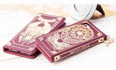 Cardcaptor Sakura Clow book for iPhone5 / 5S / 6