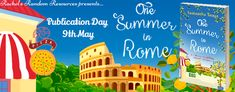 scarletslippers: ONE SUMMER IN ROME | Book Review