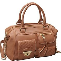 Bedford Satchel Luggage by Calvin Klein...A girl can dream right?