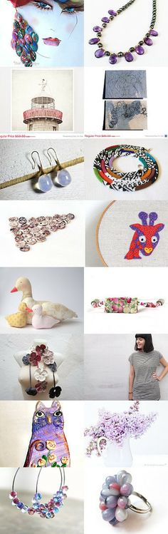 GOOD EVENING:-) by Michal Filmar on Etsy--Pinned with TreasuryPin.com