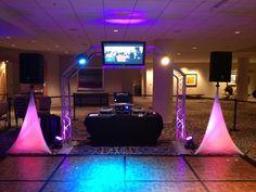 Fonix Entertainment DJ Lighting & Setups. www.fonixentertainment.com  ULTIMATE DJ SETUP EXAMPLE