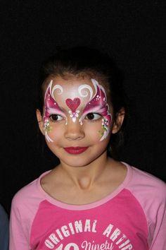 Pixie's Face Painting & Portraits - Beauty!