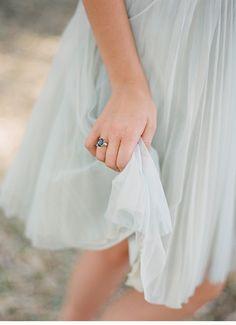 Blaue Hochzeitsinspirationen von Blush Wedding Photography - Hochzeitsguide
