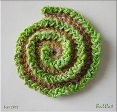 SpiraleFreeForm Etape 02 (modèle Sophie Gelfi) - By BalCat