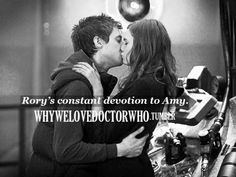 A love with no time and space - Amy and Rory