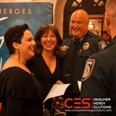 Consumer Energy Solutions was a proud sponsor of @DrugFreeWorldFlorida 's Heroes Awards Banquet! Congratulations to @USFPolice 's Corporal Scott Parker for winning an award, and for all the work you do to keep drugs out of our community and college campuses!  Read about our involvement with Corporal Scott here…