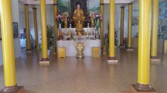 Temple at Can Tho #biketour