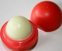 EOS summer fruit lip balm!