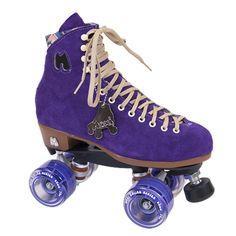 Moxi Lolly Dark Taffy Skates – Lucky Skates