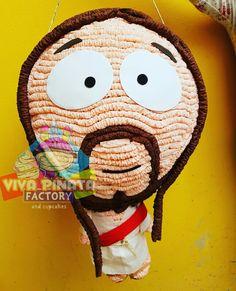 #Piñata #Jesus @SouthPark pedido especial para nuestro amigo @mareoflores en su cumpleaños  Felicidades!!!