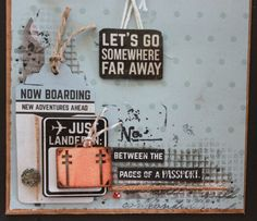 KAISERCRAFT - JUST LANDED COLLECTION - TRAVEL JOURNAL - KIRSTEN HYDE - MYHYDEAWAY - 10