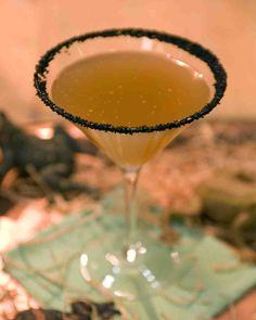 Sinister Cider Cocktail