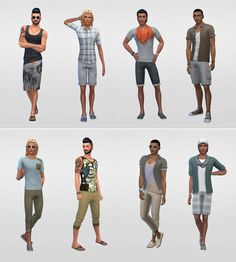 Netz-à-porter – outfits ready to wear for your sims (no CC required) - Page 2 Sims 4 Cas, Sims Cc, Equestria Girls, Powerpuff Girls, Sims 4 House Design, Sims Four, Sims 4 Build, Sims 4 Clothing, Clothing Ideas