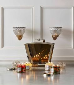 Display your Signature scent with style in the stunning Infinite Reflections Silver Carriage Lantern.  www.partylite.com.au