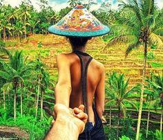 Follow me to Bali