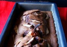 Bolo de Chocolate e Pêra