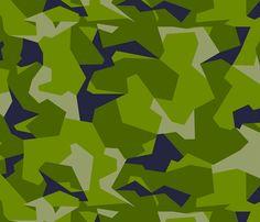 swedish_m90_full_scale fabric by ricraynor on Spoonflower - custom fabric