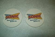 full color custom printed absorbent car coasters starting at $7 with free shipping at www.personalizeyouritems.com