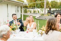 Backyard Micro Wedding during Covid-19 Pandemic | Los Angeles Backyard Wedding Photos | Los Angeles Wedding Photography for fun people all the way from Palm Springs to San Francisco. Get all the inspo for your covid safe micro wedding ceremony on my boards ✨ #microwedding #backyardwedding #covidwedding Source: Cheers Babe Photo | Los Angeles Candid Wedding Photos, Wedding Ceremony, Wedding Inspiration, Wedding Photography, Backyard, Wedding Shot, Yard, Wedding Photos, Bridal Photography