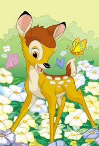 Some scenes of woodland creatures and the forest fire in Bambi are actually unused footage from what other Disney movie ? - The Classic Disney Trivia Quiz Bambi Disney, Gatos Disney, Disney Pixar, Disney Cats, Disney Cartoon Characters, Disney Cartoons, Disney Love, Walt Disney, Pocahontas 2