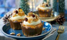 sütnijó! – Kipróbált sütemény receptek Winter Christmas, Xmas, Mini Cupcakes, Macarons, Brownies, Panna Cotta, Veggies, Recipes, Food