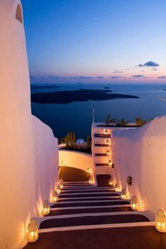 Santorini, Greece. I have to go!