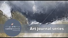 Art journal tutorial - Abstract landscape painting (Easy to follow) Abstract Landscape Painting, Landscape Paintings, Art Journal Tutorial, Mixed Media Artists, Artist At Work, Contemporary Artists, This Or That Questions, Easy, Encouragement