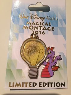 Figment & Dreamfinder WDW Magical Montage LE Pin Disney Pins For Sale, Disney Trading Pins, Corpse Bride, Coraline, Jack Skellington, Epcot, Tim Burton, Disney Stuff, Magic Kingdom