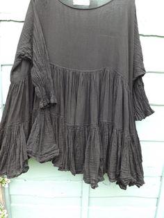 RITANOTIARA 6m fabric Romy Pure Cotton boho Prairie by RitaNoTiara