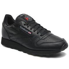 Reebok Mens CL LTHR BLACKBLACK 8 M US *** See this great product.