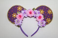 Disney Rapunzel Mickey Mouse Ears