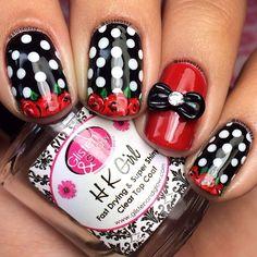 Farb-und Stilberatung mit www.farben-reich.com - Instagram photo by sloteazzy #nail #nails #nailart