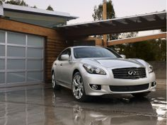 2011 Infiniti M56 - M37: A Luxury Performer Families Can Love