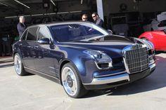 Mercedes Royale 600