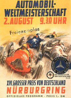 #30 Germany - Nurburgring -- 1953
