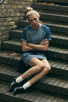 a south london story: becca horn by johnny rozier for rêver magazine #1 fall 2012