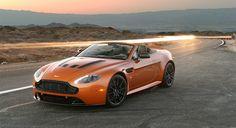 "Aston Martin V12 Vantage S Roadster named ""Classic Car of Future"""