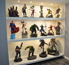 Display shelf for PFs - Page 137 - Statue Forum