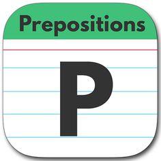 Prepositions by Teach Speech Apps